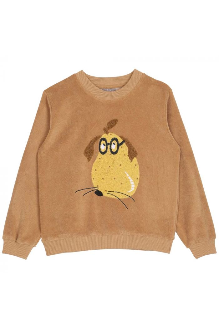 Emile et Ida Sweatshirt Maple Poire