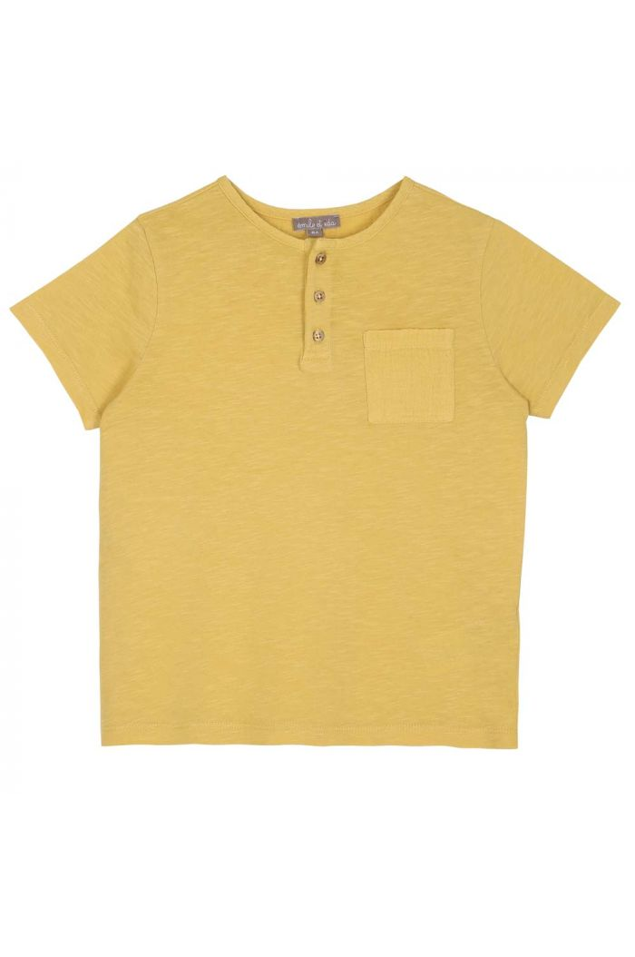 Emile et Ida Tee Shirt Mais
