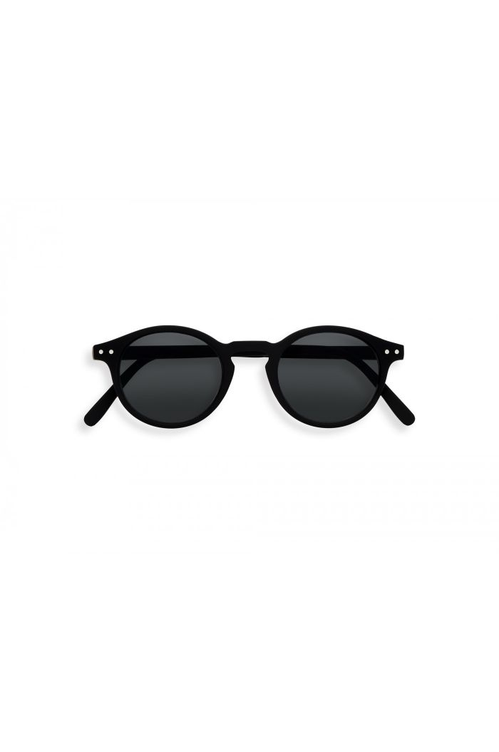 Izipizi #H SUN Sunglasses Black - Grey Lenses