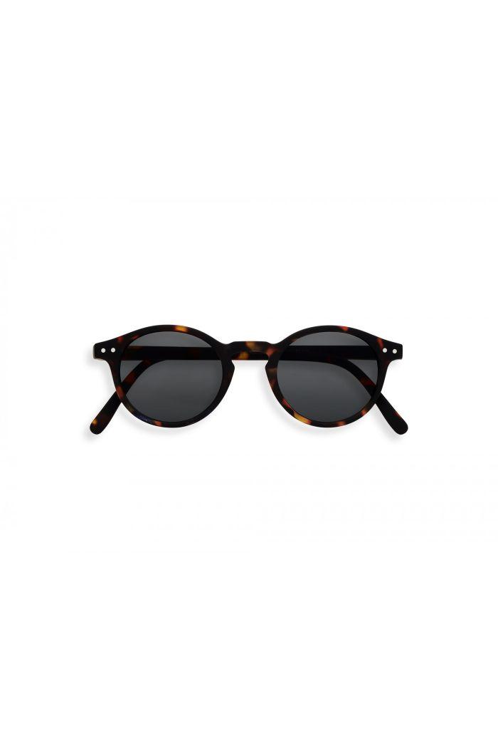 Izipizi #H SUN Sunglasses Tortoise - Grey Lenses
