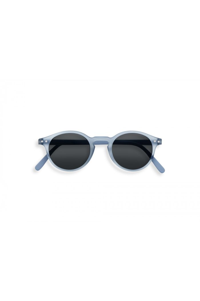 Izipizi #H SUN Sunglasses Cold Blue - Grey Lenses