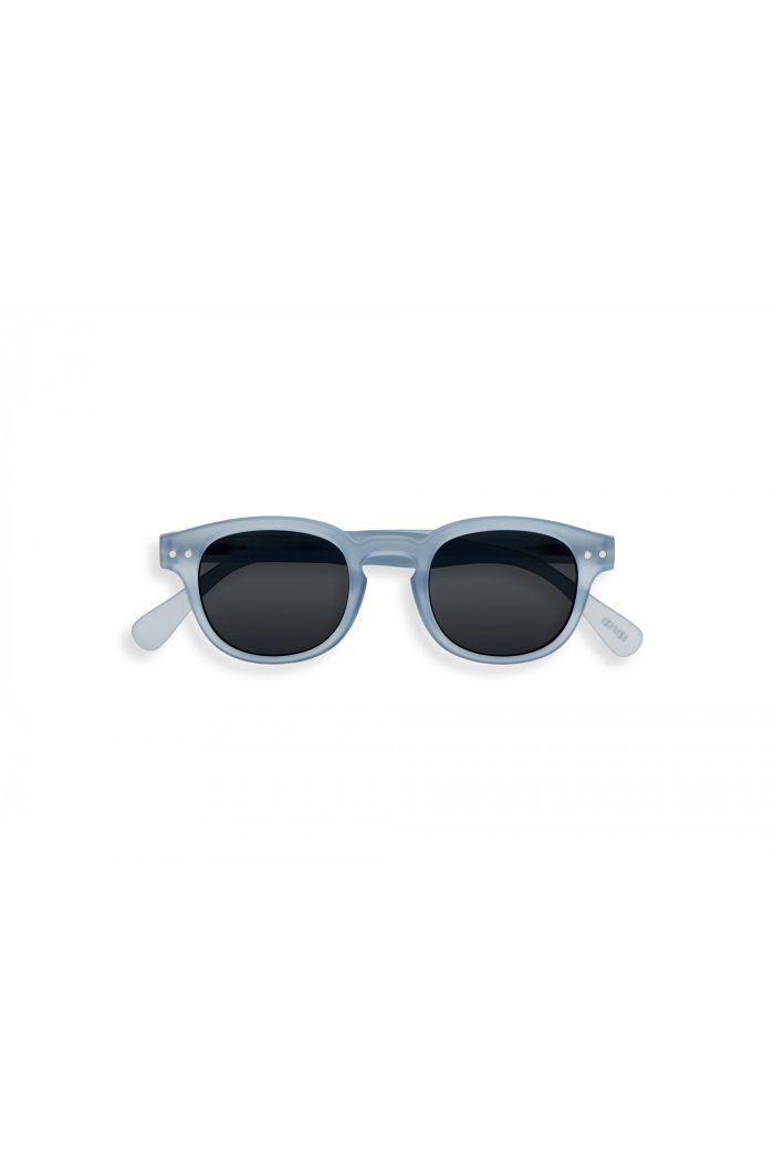 Izipizi Junior SUN #C JUNIOR Grey Lenses Aery Blue