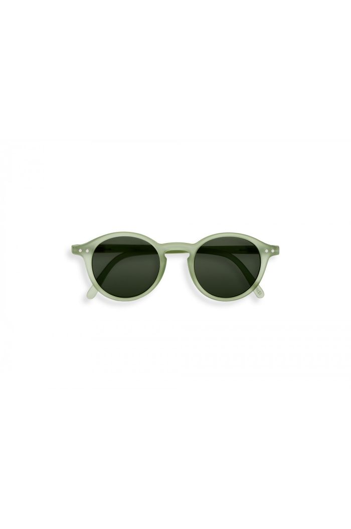 Izipizi Junior SUN #D JUNIOR Green Lenses Peppermint