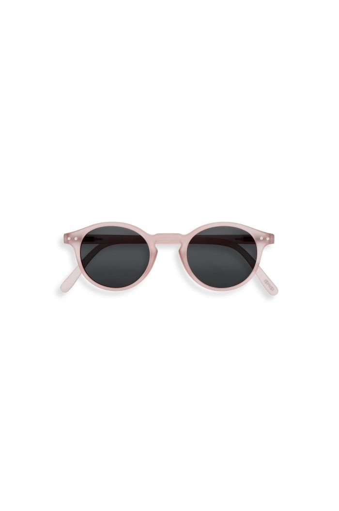 Izipizi #H SUN Sunglasses Pink - Grey Lenses