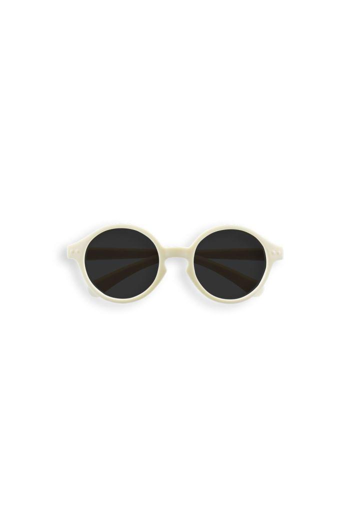 Izipizi #SUN KIDS Plus Sunglasses Milk_1