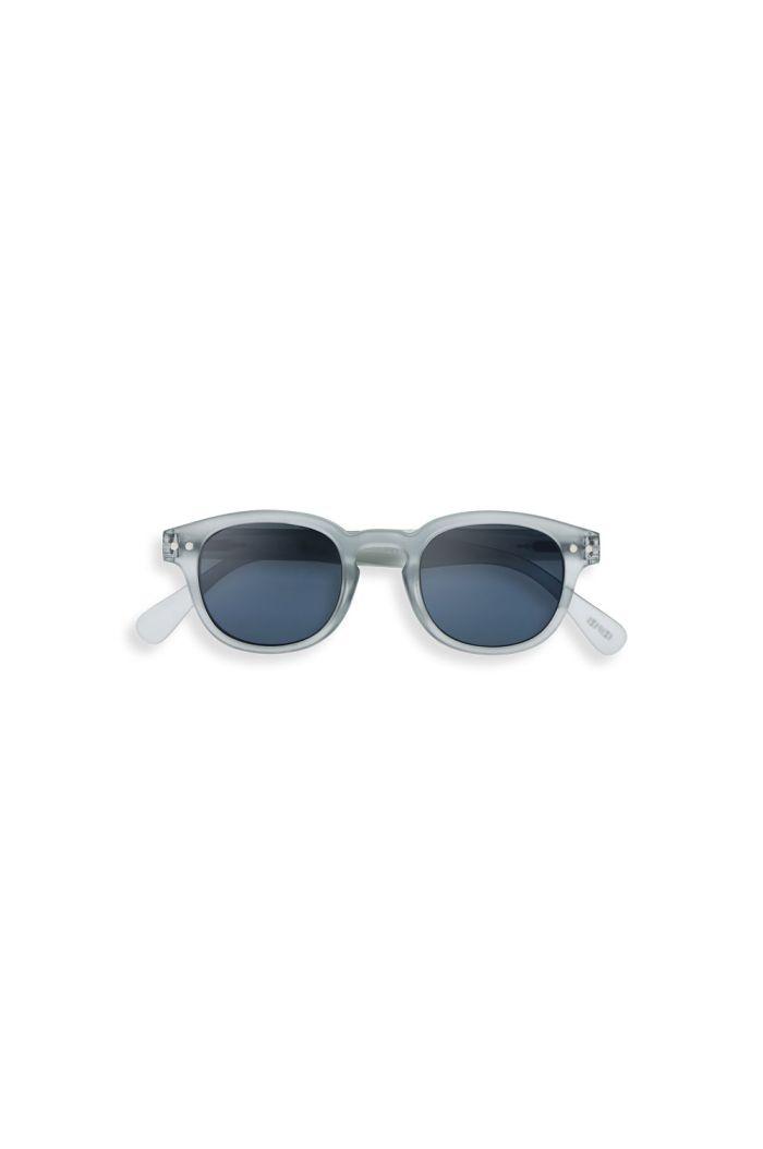 Izipizi Junior SUN #C Sunglasses Frosted Blue