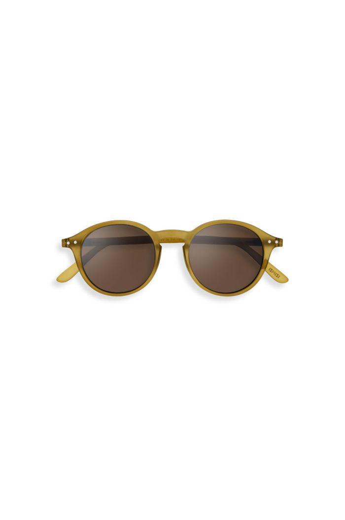 Izipizi Junior SUN #D Sunglasses Bottle Green