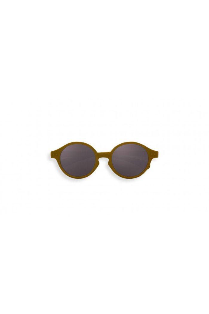 Izipizi #SUN Kids Sunglasses Olive Green_1