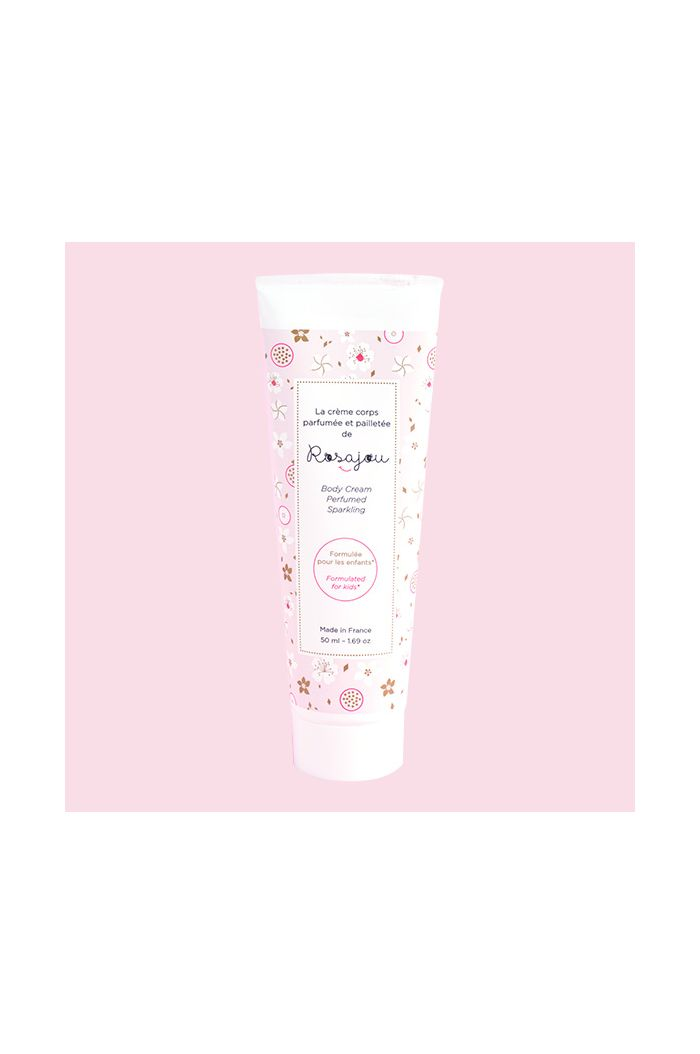 Rosajou Body Cream