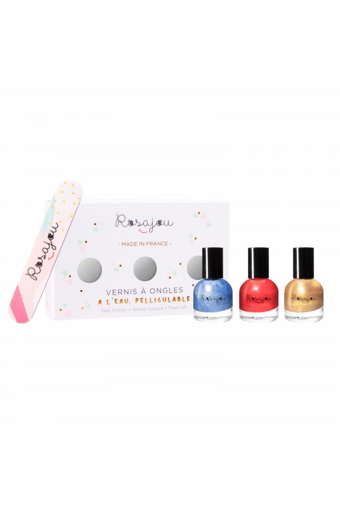Rosajou set 3 nail polishes Cheri-Madame-Givre _1