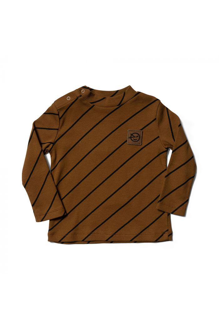 Wynken Long Sleeve Demi Turtle Neck Rubber_1
