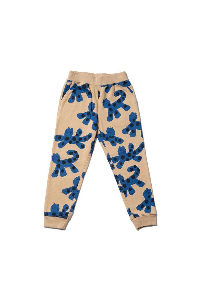 Wynken Slouch Sweat Pant Sand / Otomi Blue_1