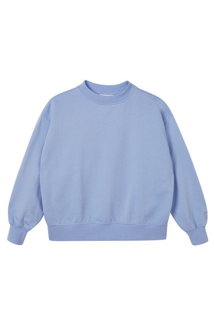 Main Story Oversized Sweatshirt DustyBlue_1