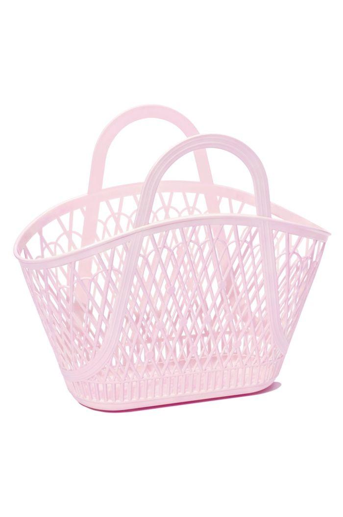Sun Jellies Betty Basket Pink