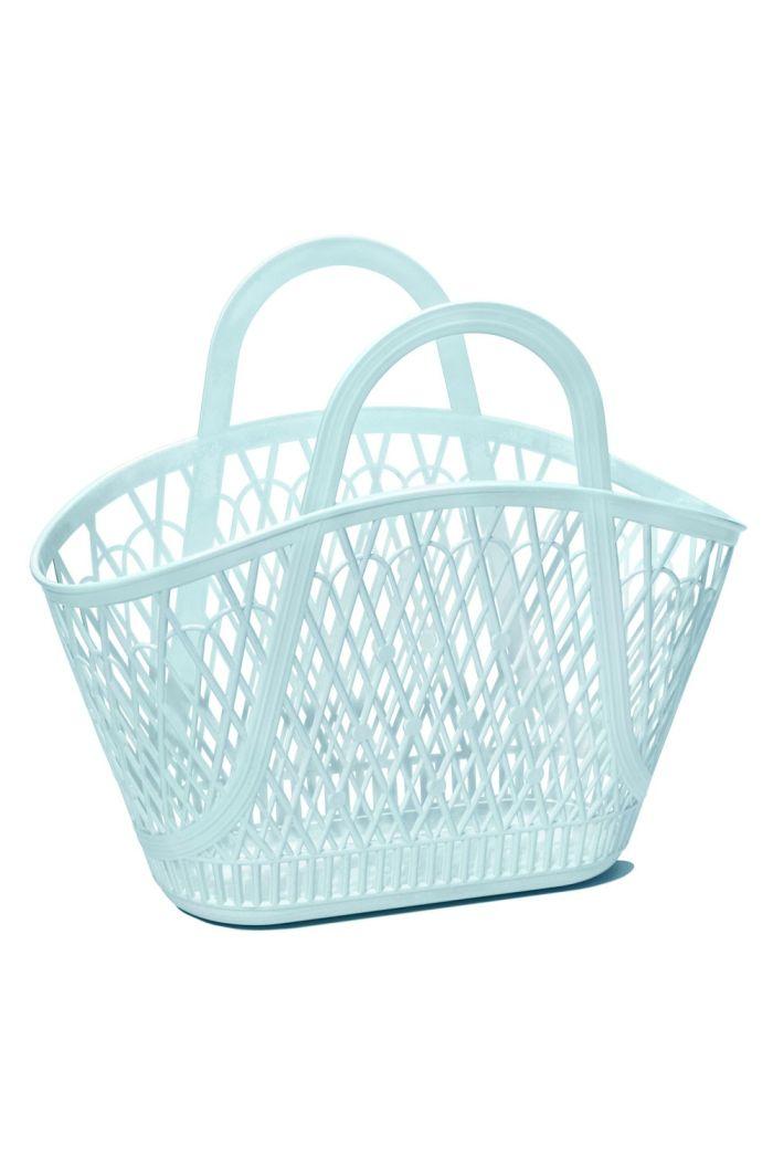 Sun Jellies Betty Basket Blue