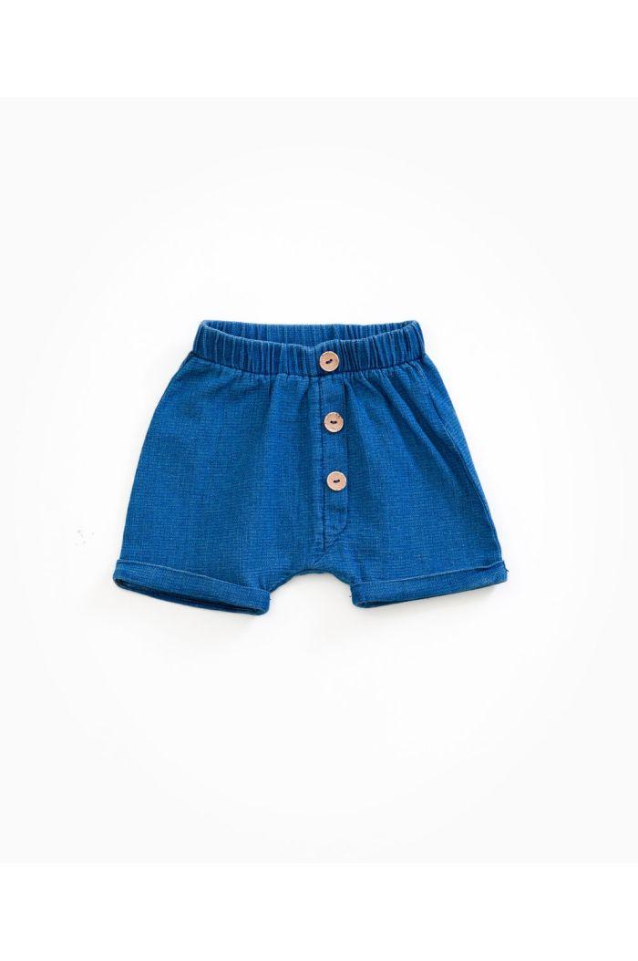 Play Up Denim Shorts Denim_1
