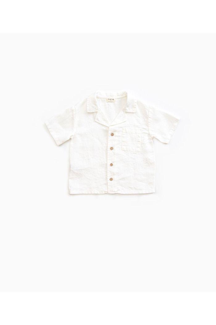 Play Up Linen Shirt Cotton