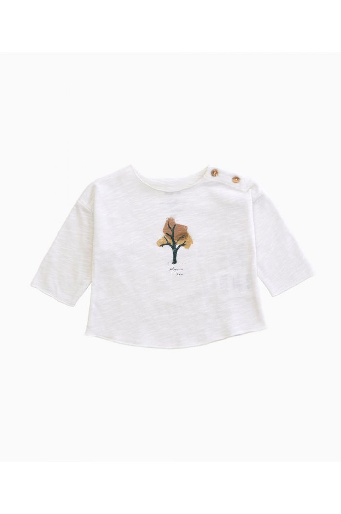 Play Up Baby Jersey T-shirt Raw_1