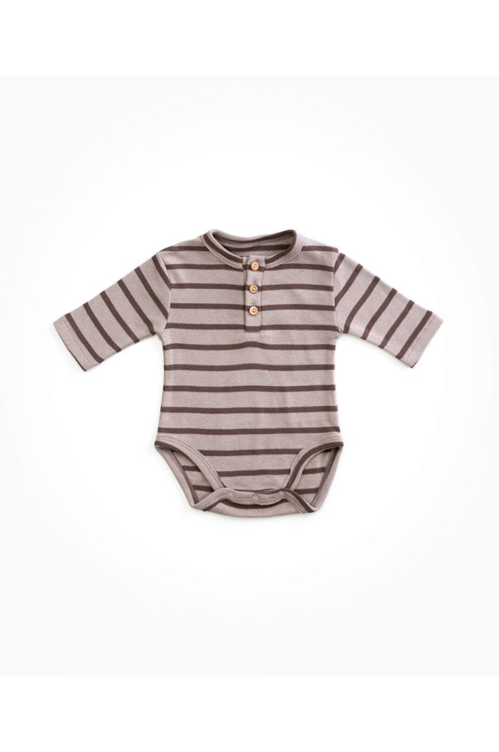 Play Up Baby Striped Rib Body Jerónimo_1