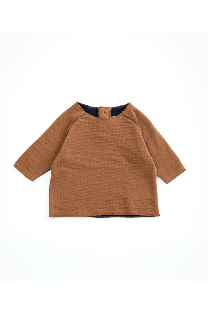 Play Up Baby Double Face Sweater Cherry Tree_1