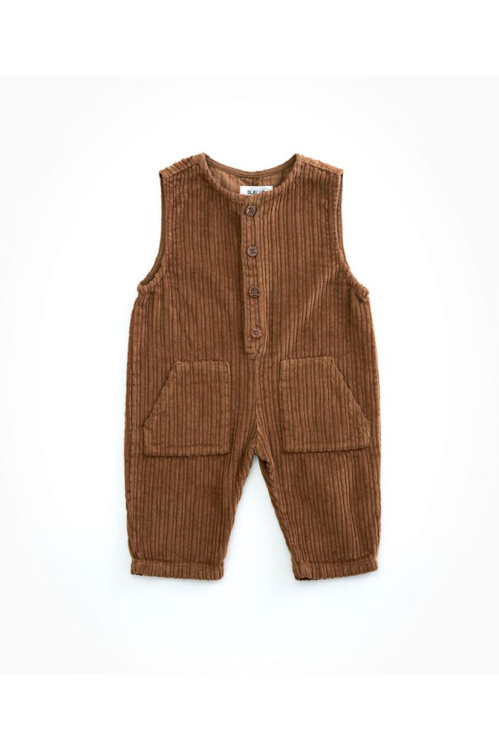 Play Up Baby Corduroy Jumpsuit Rival_1