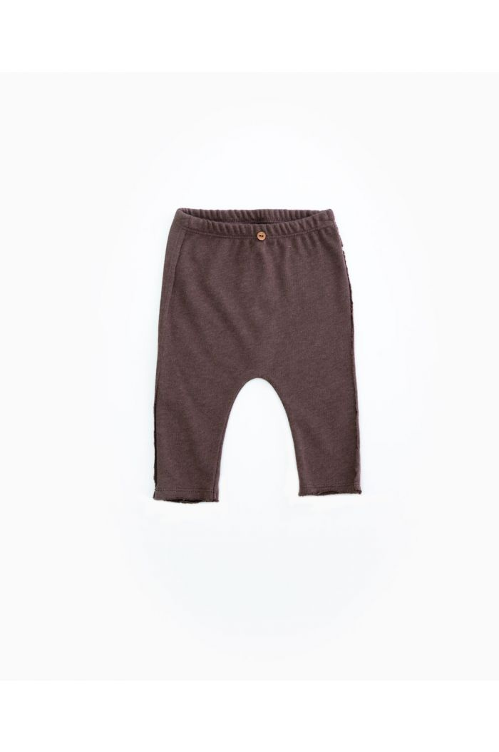 Play Up Baby Jersey Leggings Walnut_1