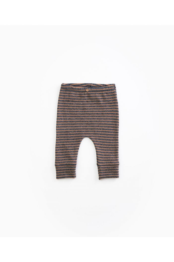 Play Up Baby Striped Jersey Leggings Cherry Tree_1