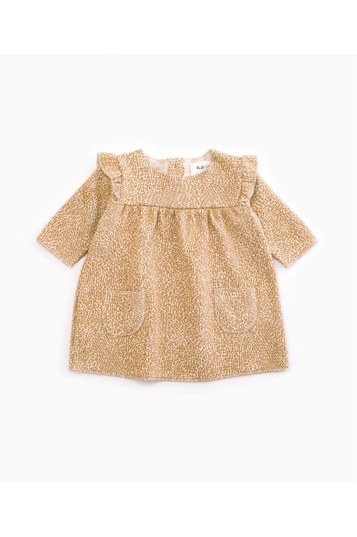 Play Up Baby Jacquard Dress Raw_1