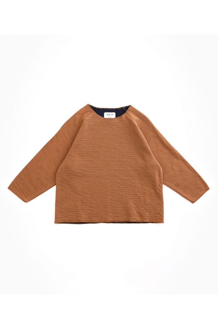 Play Up Kids Double Face Sweater Cherry Tree_1