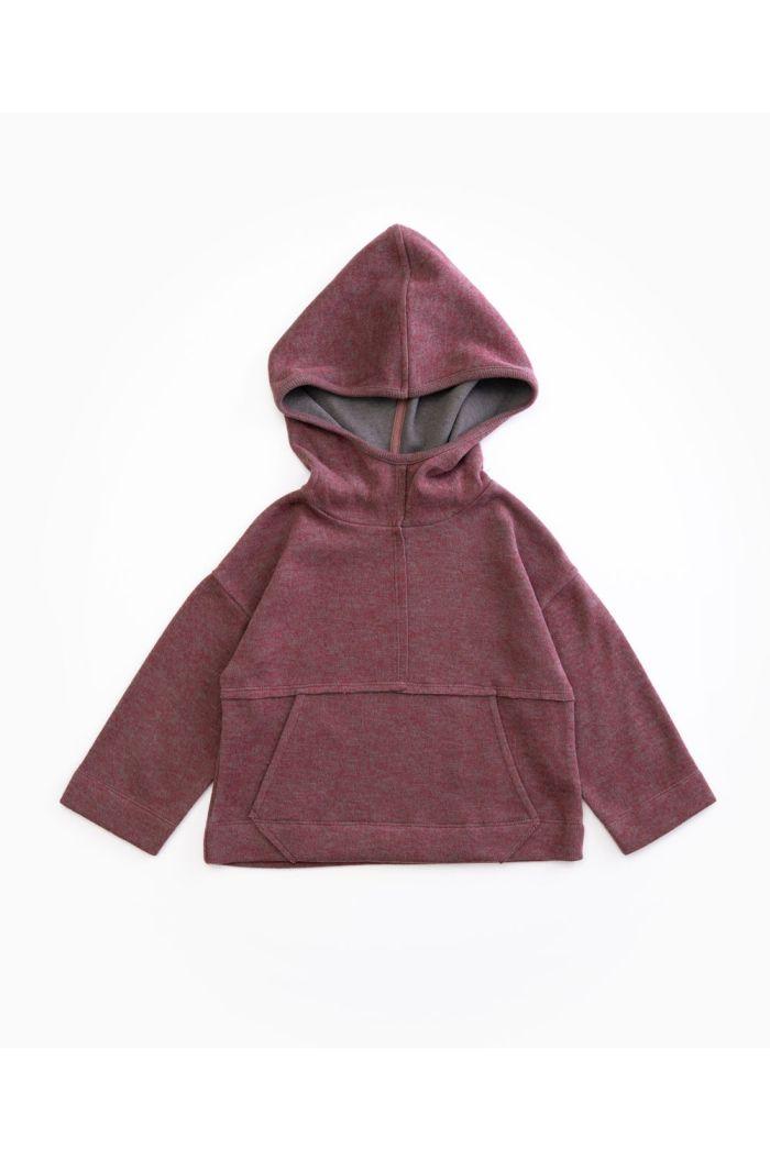 Play Up Kids Fleece Sweater Carving_1