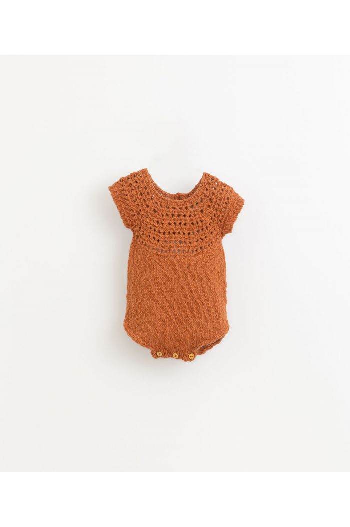 Play Up Knitted Jumpsuit Anise_1