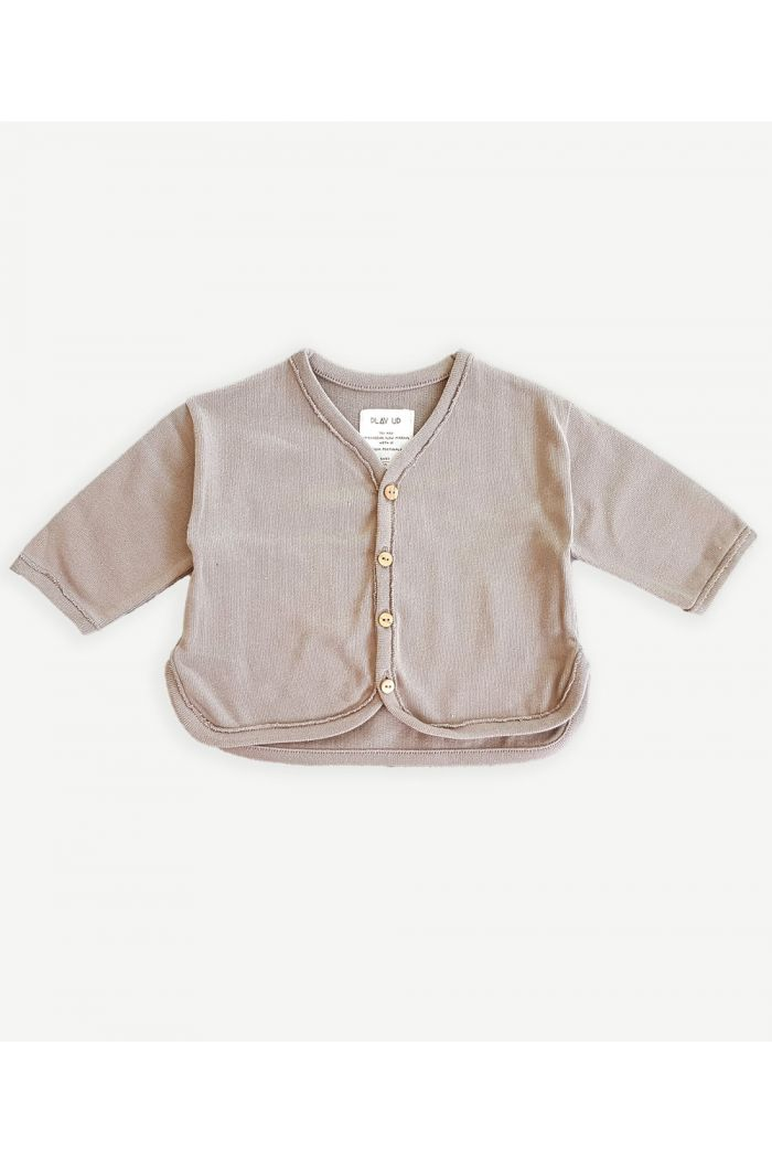 Play Up Jersey Cardigan Baby Bicho_1
