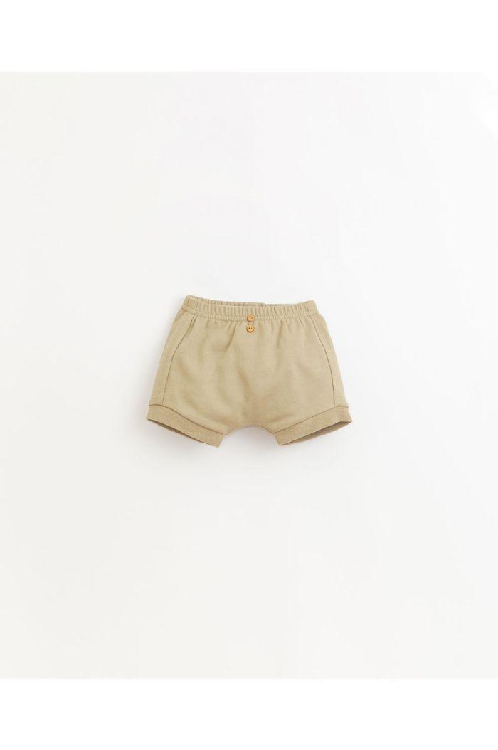 Play Up Fleece Shorts Baby João_1