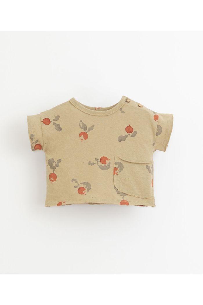 Play Up Printed Jersey Baby T-Shirt João_1