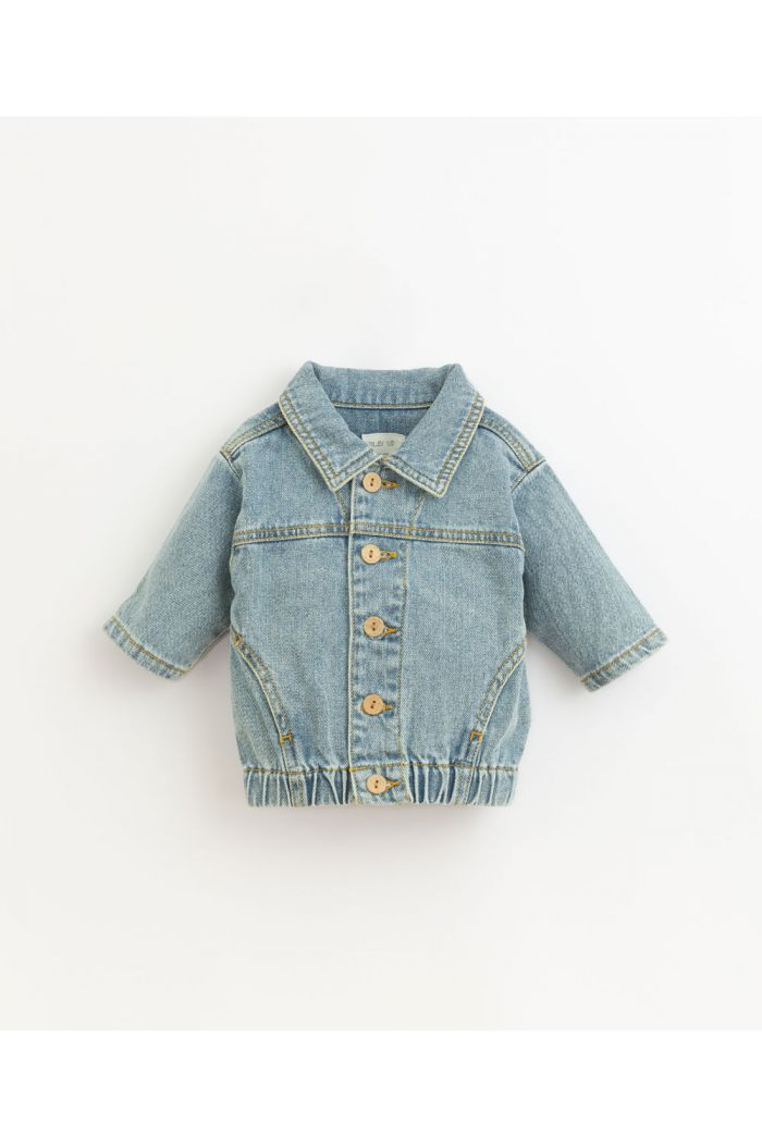 Play Up Denim Jacket Baby Denim_1