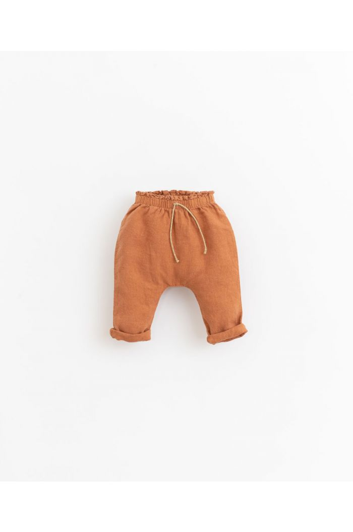 Play Up Linen Trousers Baby Raquel_1