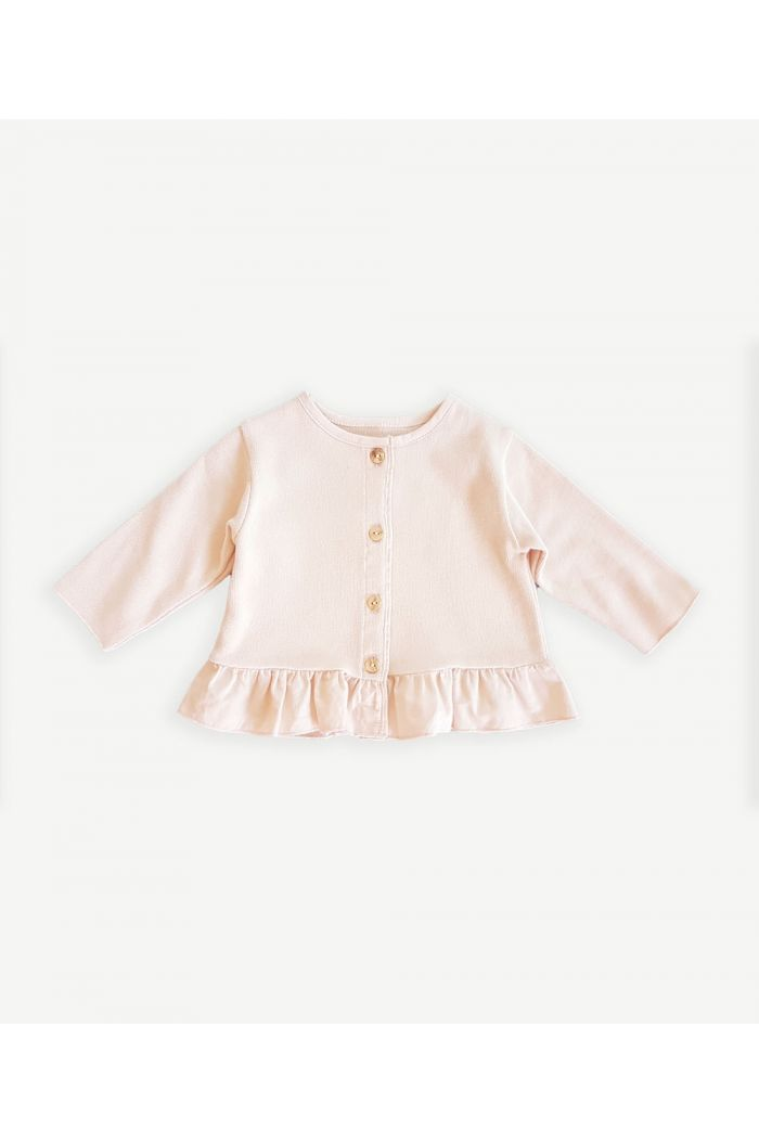 Play Up Jersey Cardigan Egg_1