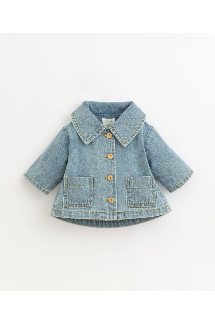 Play Up Denim Jacket Denim_1