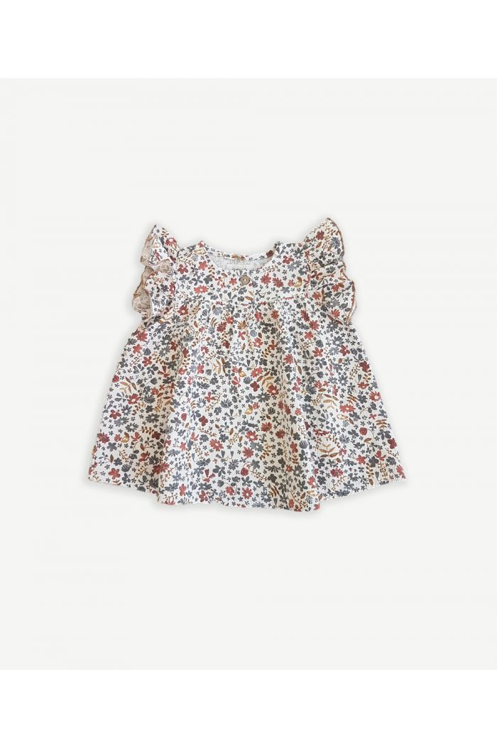 Play Up Printed Woven Dress Dandelion_1