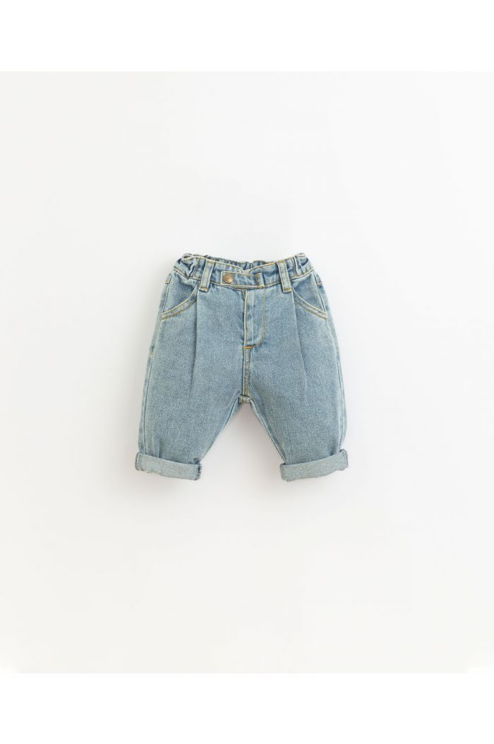 Play Up Denim Trousers Denim_1