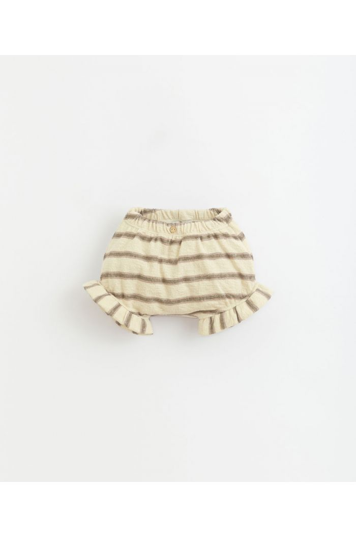 Play Up Striped Jersey Shorts Pinha_1