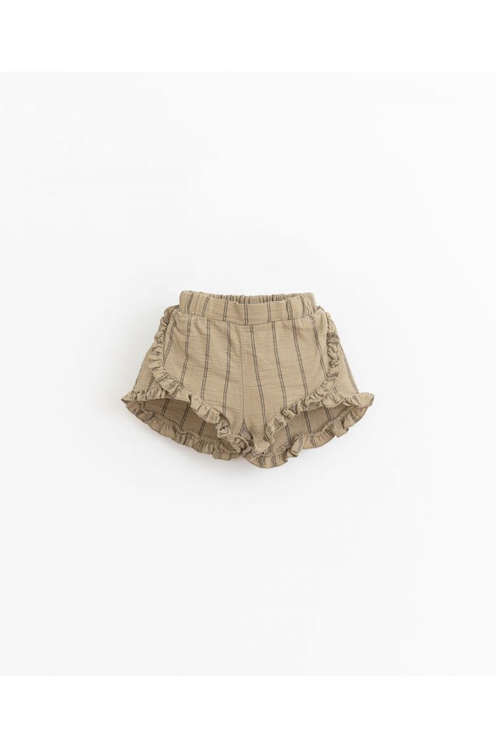 Play Up Striped Woven Shorts João_1