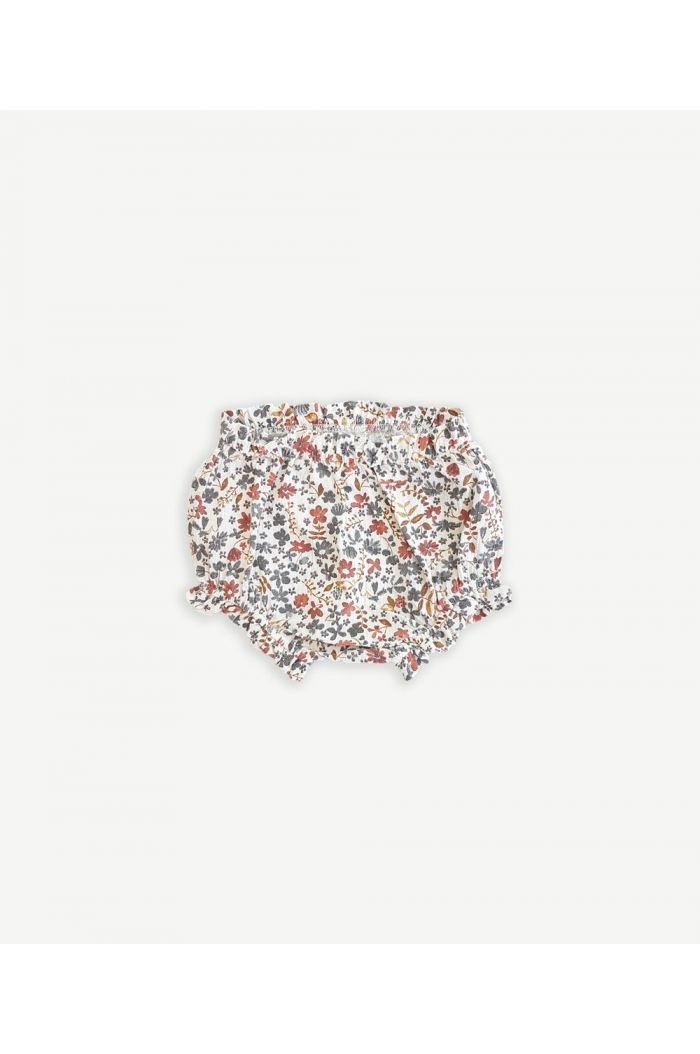 Play Up Printed Woven Underpants Dandelion_1
