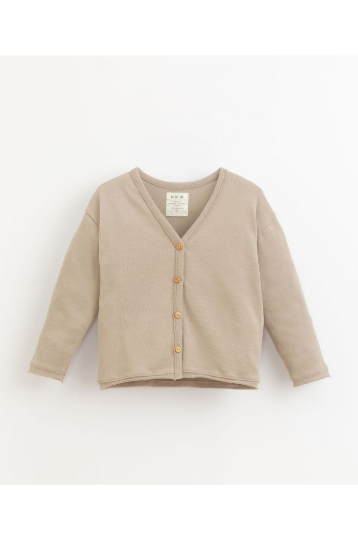 Play Up Jersey Cardigan Bicho_1