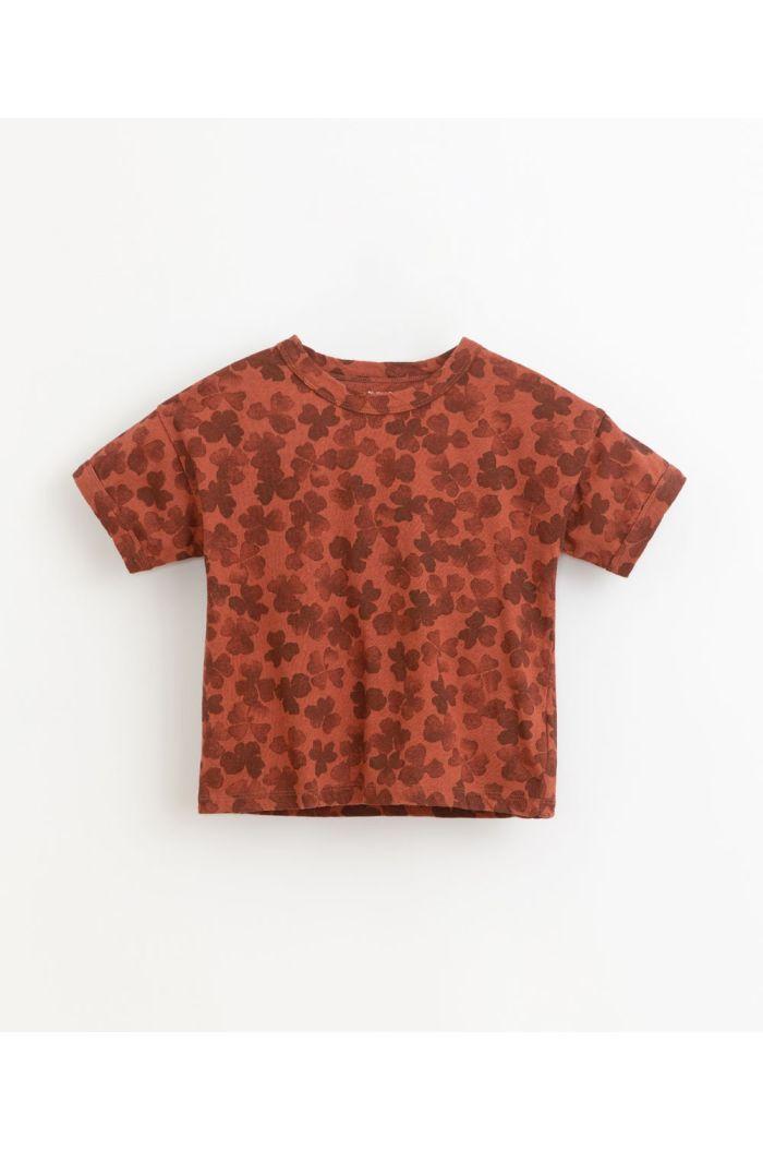 Play Up Printed Jersey T-Shirt Farm_1