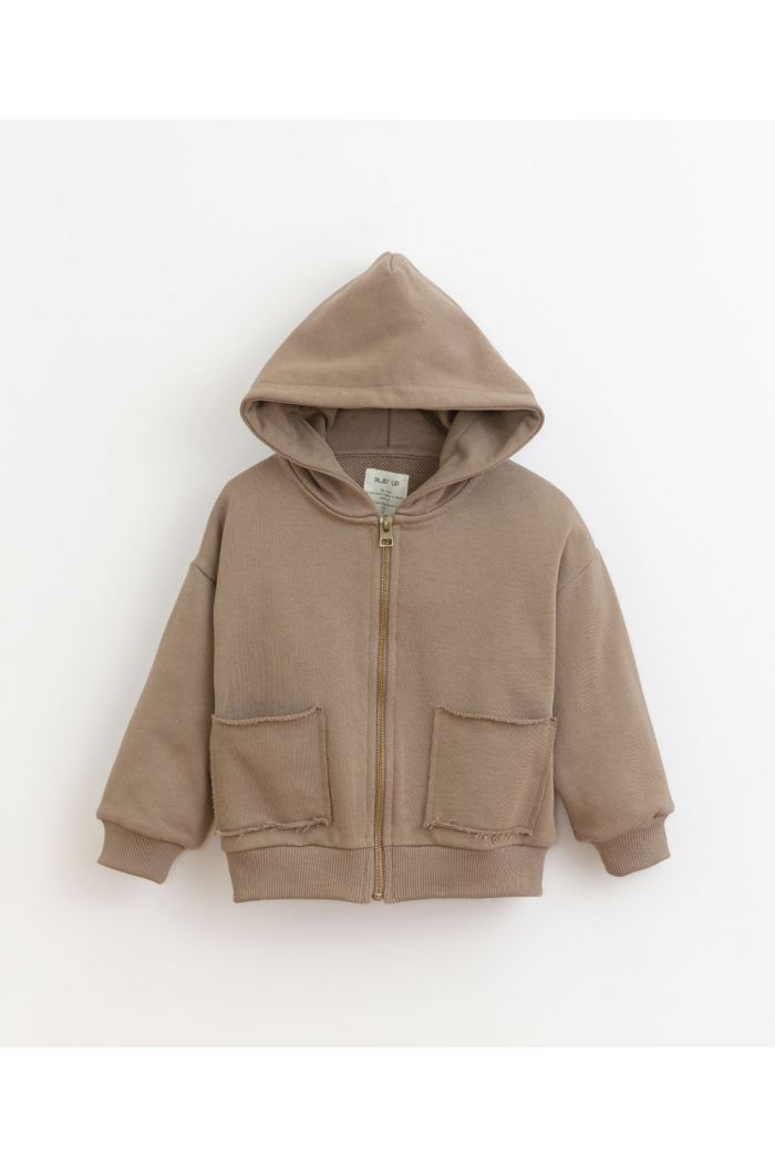 Play Up Fleece Jacket Pinha_1