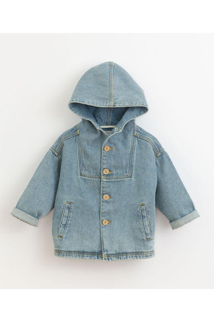 Play Up Denim Jacket Kids Denim_1