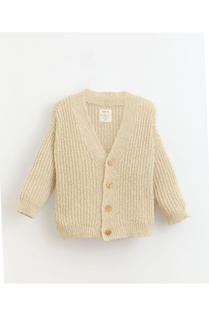 Play Up Knitted Jacket Dandelion_1