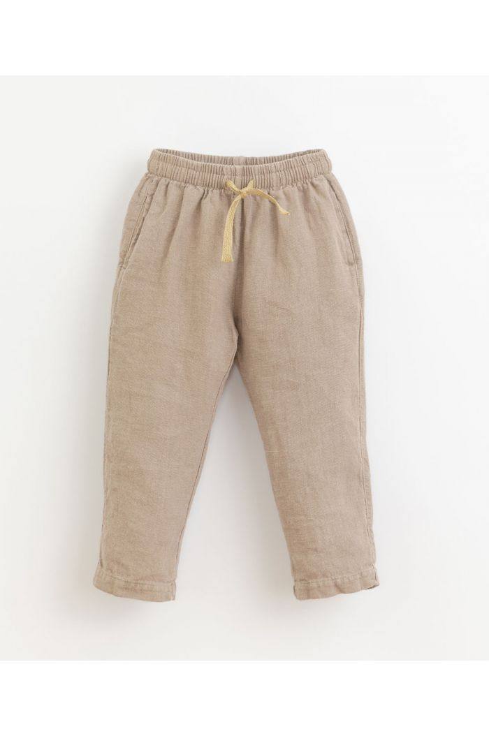 Play Up Linen Trousers Bicho_1