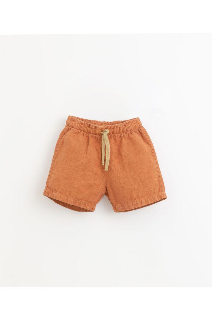 Play Up Linen Shorts Raquel_1